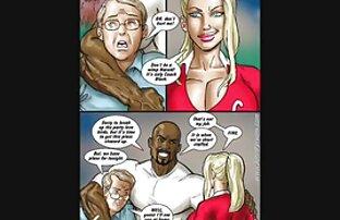 زن یک عکسهای سکسی کارتونی متحرک مرد را اغوا می کند